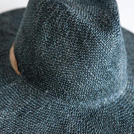 Likka琉球藍×矢車玉/D.beigeグログランリボン