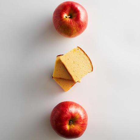 りんごカステラ ハーフ(3切)   5.6月限定商品