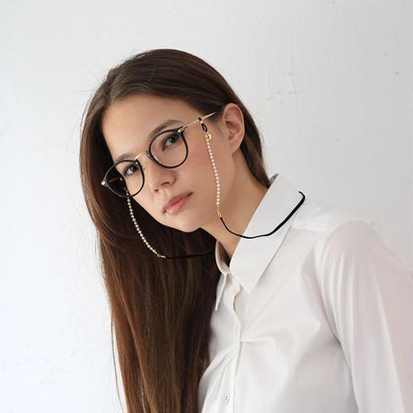 EYFe  Keshi Pearl Velvet Cord   PK
