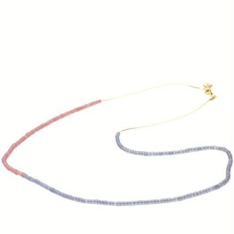 EYFe  Venetian Glass Cord   BL / RE