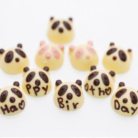 ショコラdeパンダ・Birthday