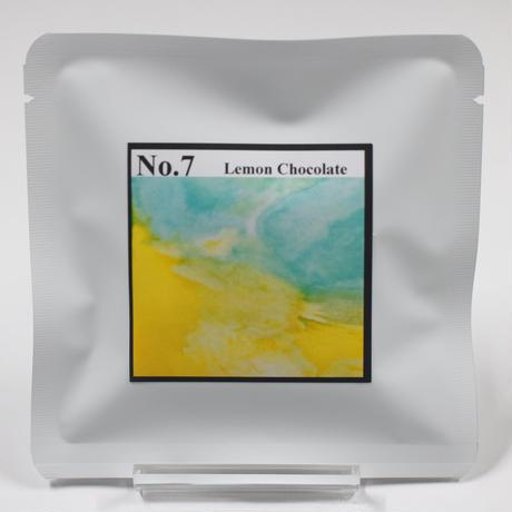 №7 プチチョコ レモン