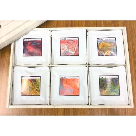 【6種類セレクト】プチチョコ アートBOX