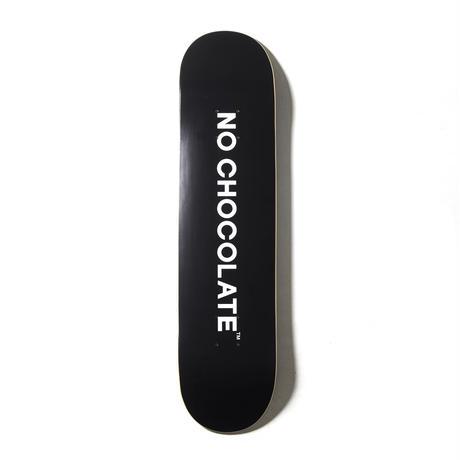 NO COFFEE × CHOCOLATE スケートボードデッキ