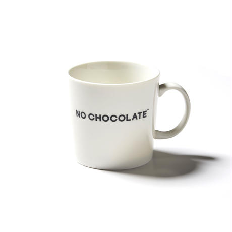 NO COFFEE × CHOCOLATE マグカップ