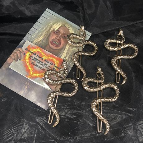 snake pin