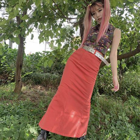 人魚 フレアスカート
