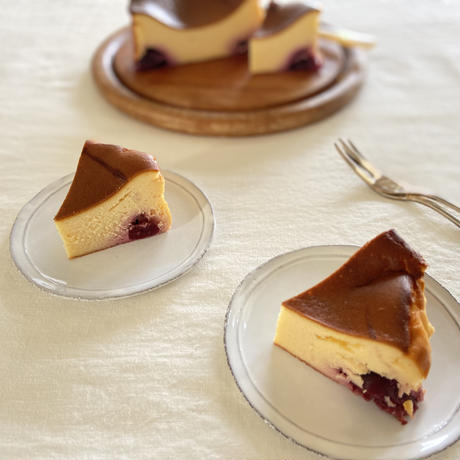 Gâteau au Fromage du Pays Basque バスク風チーズケーキ