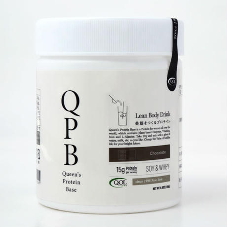 [Chocolate]Queens'Protein Base [140g]