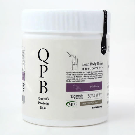 [MixBerry] Queens'Protein Base [140g]