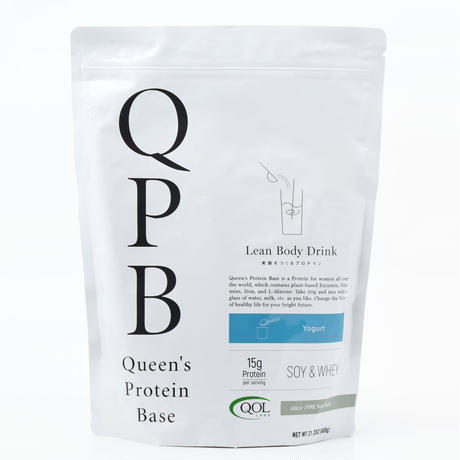 [Yogurt] Queens' Protein Base [600g]