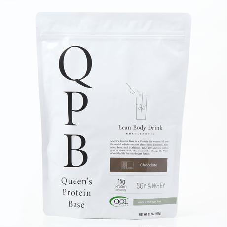 [Chocolate]Queens'Protein Base [600g]