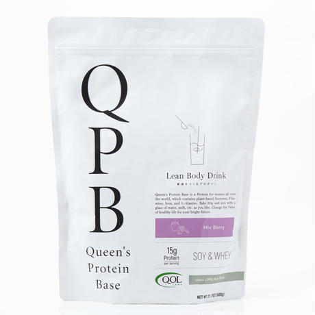 [MixBerry] Queens'Protein Base [600g]