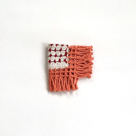 Pima Cotton Lace Handkerchief Daisy (ハンカチーフ デイジー)