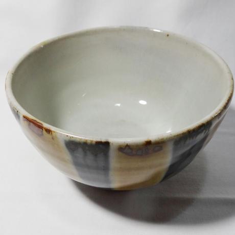 袖師窯 二色御飯茶碗(小)