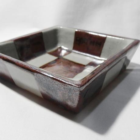 袖師窯 六角鉢(小)