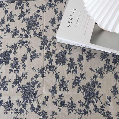 linen table cross(2color)即納