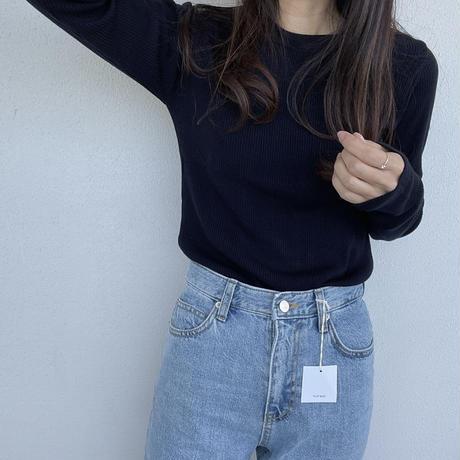 platbase daily knit(即納)