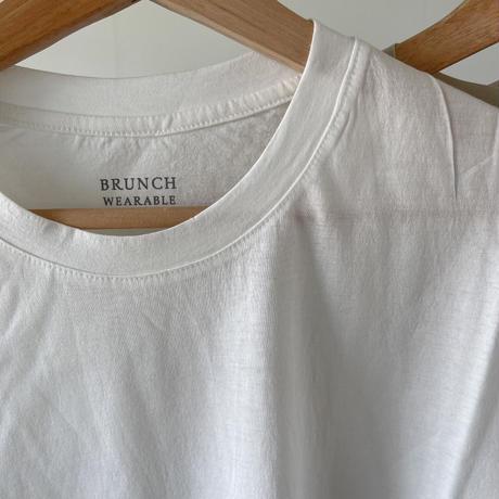 BRUNCH crop t (即納)