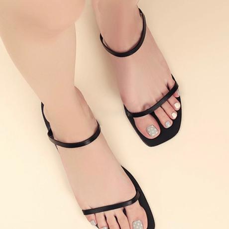 line strap sandal (即納)