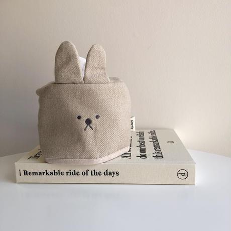 bunny roll tissue cover(即納)