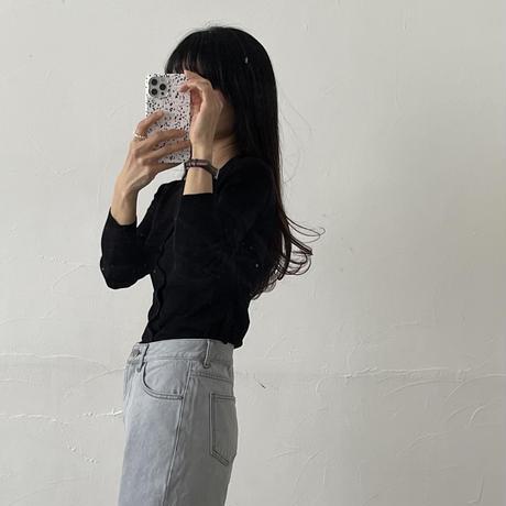 sezanne cardigan(V 即納)