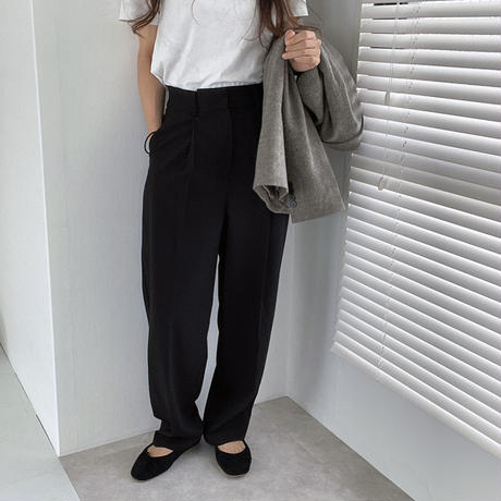 objet sandy slacks(即納)