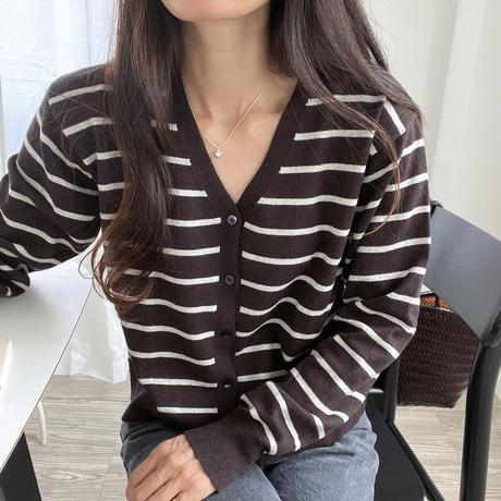 platbase cotton cashmere cardigan(即納のみ)