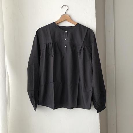 shirring blouse (即納)