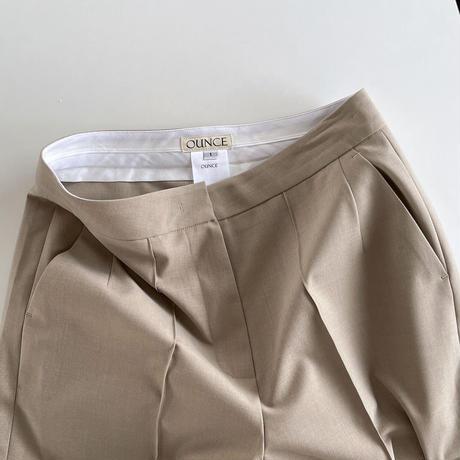 ounce loose slacks(即納)