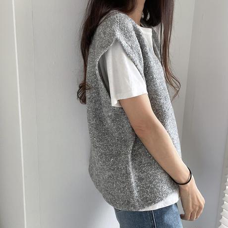 ounce Italy wool vest(即納)