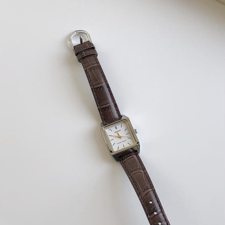classic leather wacth(即納)