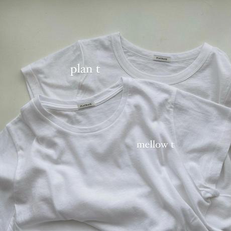 platbase mellow t (即納)