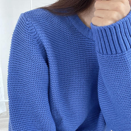 ounce Italy wave pullover(即納)