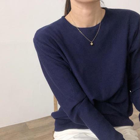 cotton cashmere round(即納)