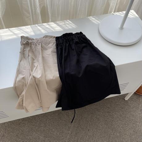 Cfs sophie banding pants(即納)