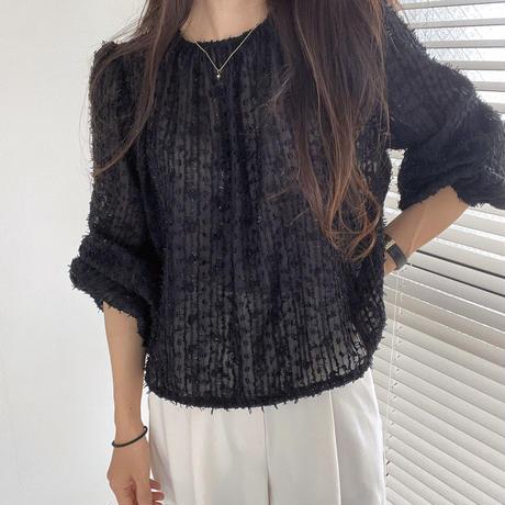 objet celine blouse(即納)