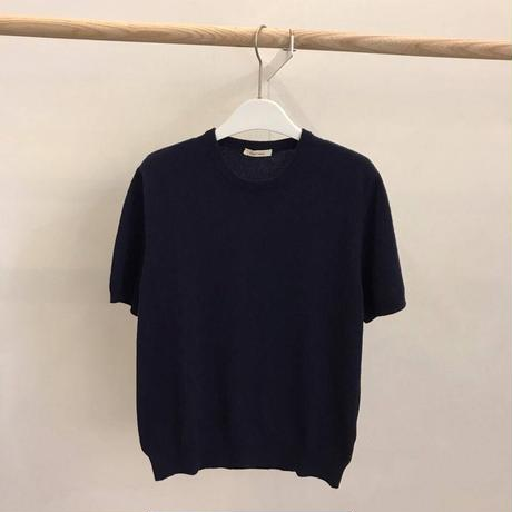 wool half round knit(2color・即納)