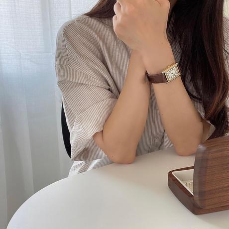telenda leather watches(予約)