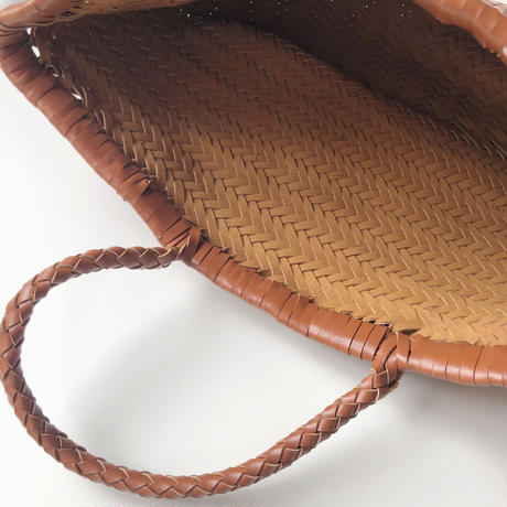 mesh leather tote bag(即納)