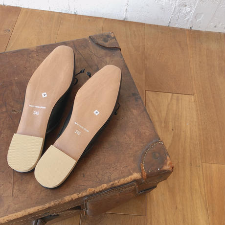 ribbon mule sandal(即納)