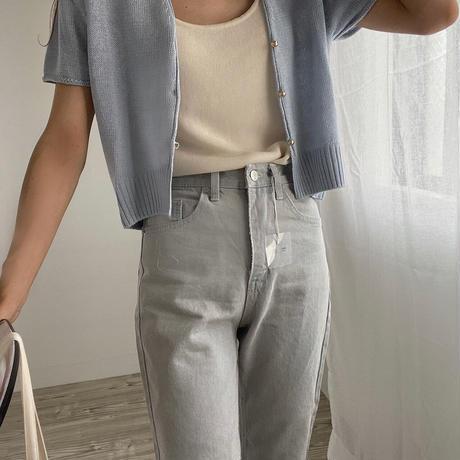 VEGETABLE roel cardigan(即納)