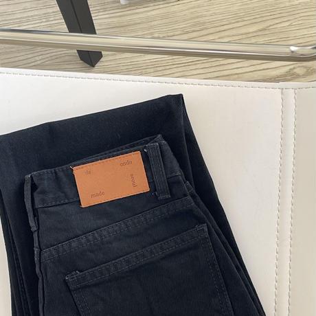 de ondo cone black jeans(即納)