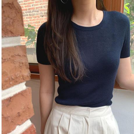 bas standard garson wholegarment knit(即納)
