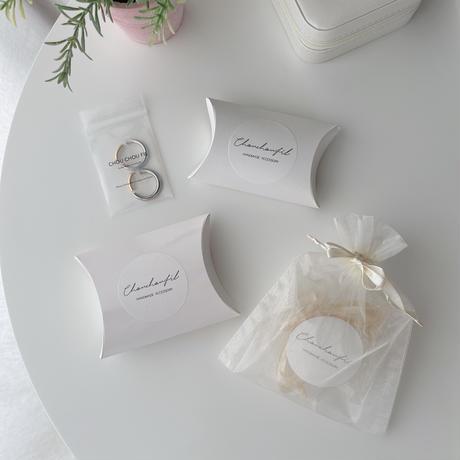 プレゼント包装のラッピング(有料)