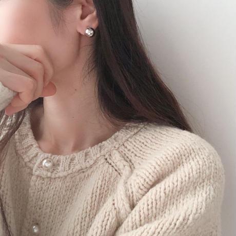 ball earring