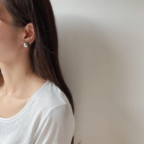ball earrings(large)