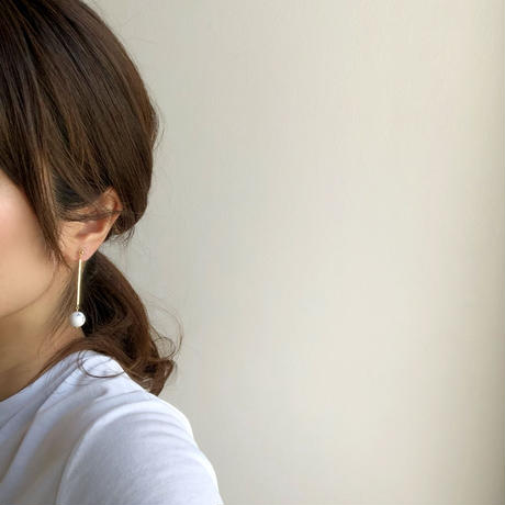 howlight stone earring
