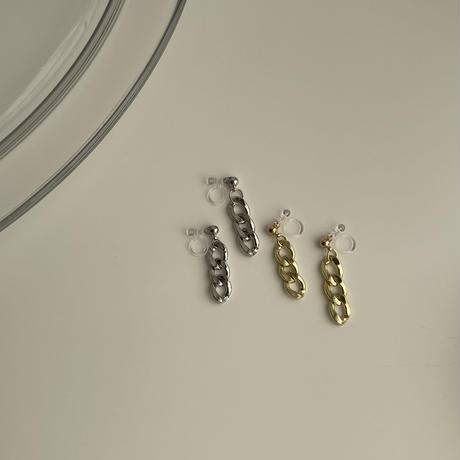 kihay chain earrings