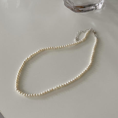 freshpearl necklace